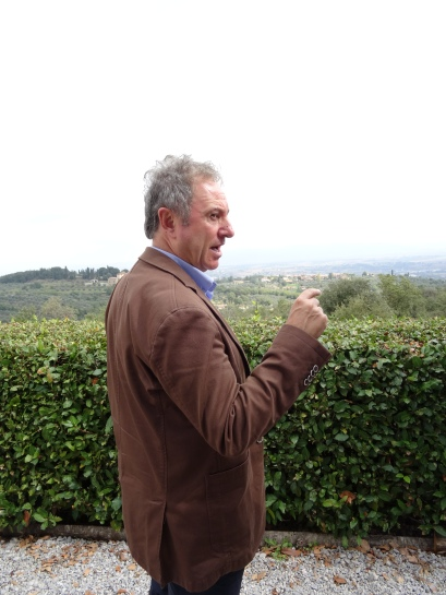 2nd Generation Owner and producer of vom FASS Pepone and Infused Extra Virgin Olive Oils