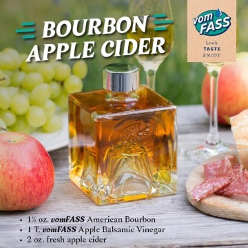 Bourbon Apple Cider