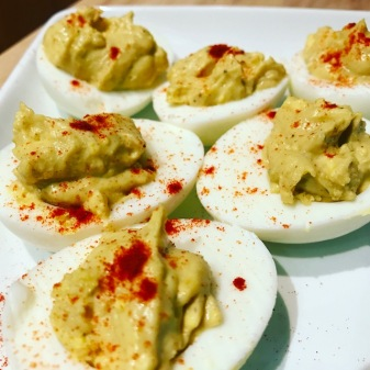 deviled eggs vomFASS Mall of America Minnesota Food.JPG
