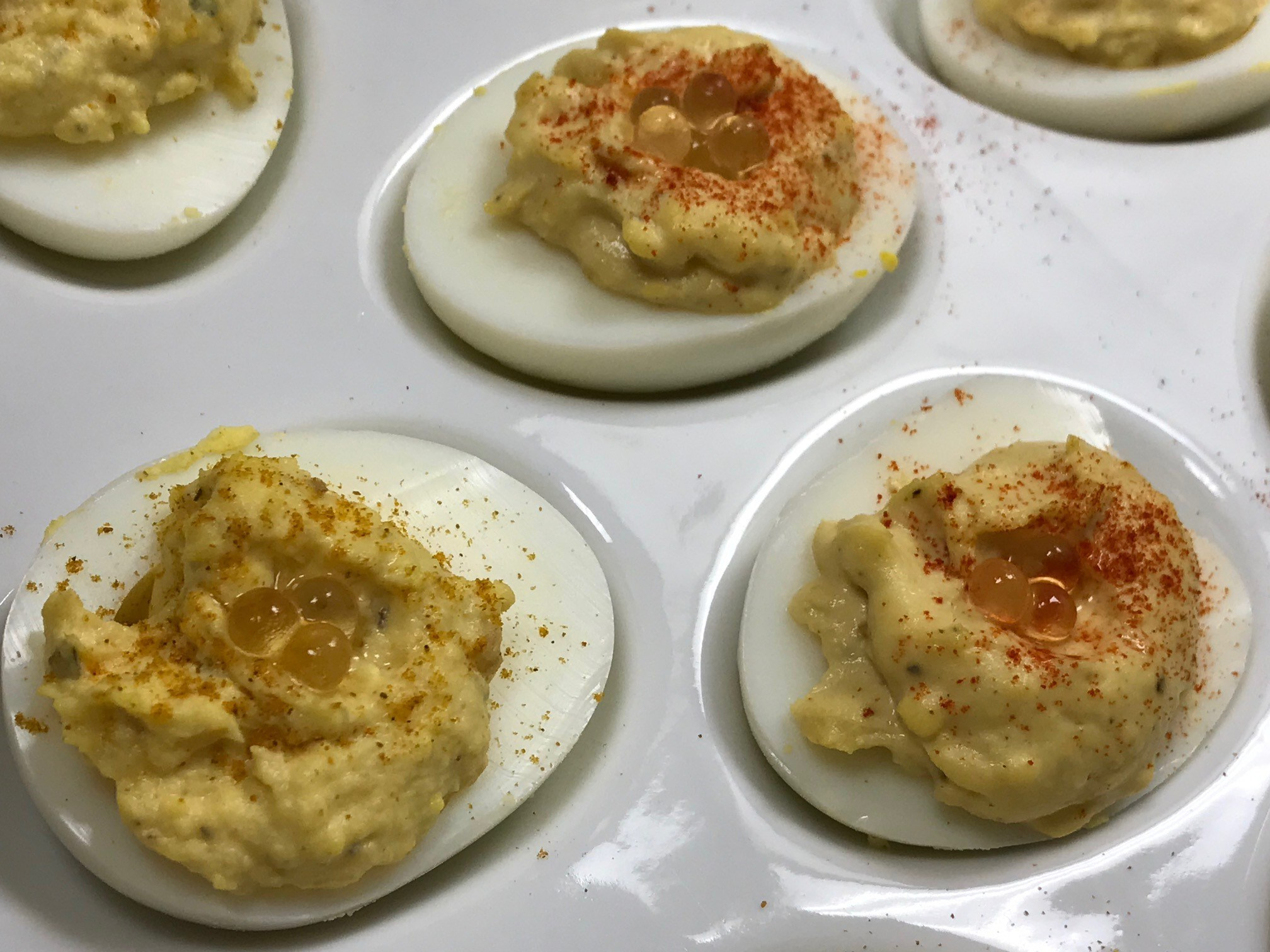 deviled eggs recipe Easter vomFASS Mall of America Minnesota Food