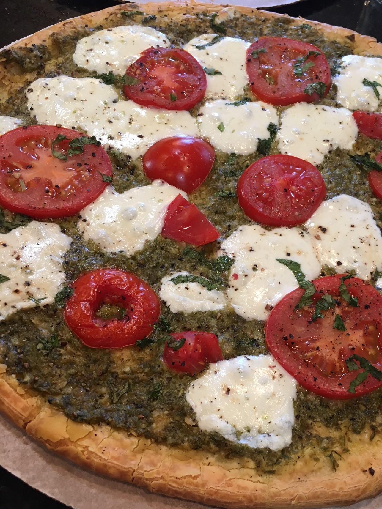 Margherita Pizza Recipe vomFASS Mall of America