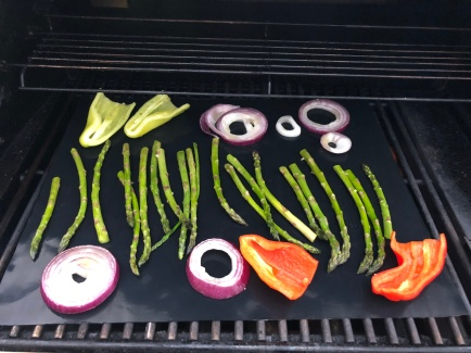 grilled veggies asparagus vomfass mall of america