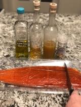 Salmon Calamansi Butter Caper Sauce Recipe vomFASS Mall of America
