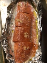 Salmon Foil Broil vomFASS Mall of America